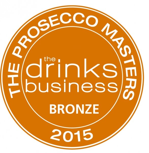 Bronze THE PROSECCO MASTERS 15